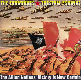 Tristan Psionic ‎- The Allied Nations' Victory Is Now Certain 7""