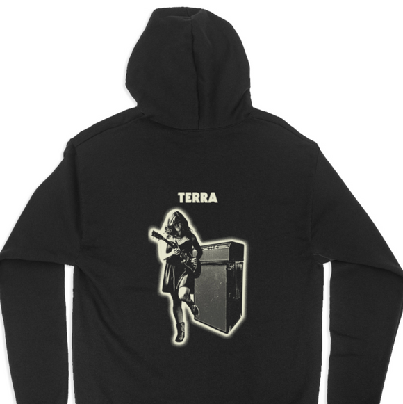 Terra Lightfoot - New Mistakes Zip Hoodie