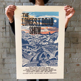 Terra Lightfoot - The Longest Road Show Poster