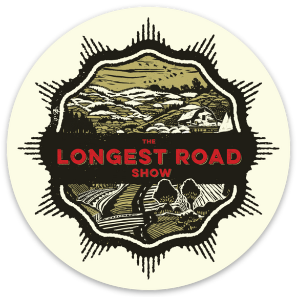 Terra Lightfoot - The Longest Road Show Sticker