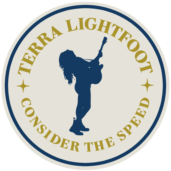 Terra Lightfoot - Consider the Speed Patch