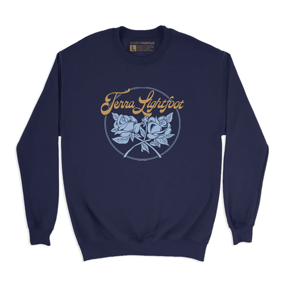 Terra Lightfoot - Blue Roses Sweatshirt