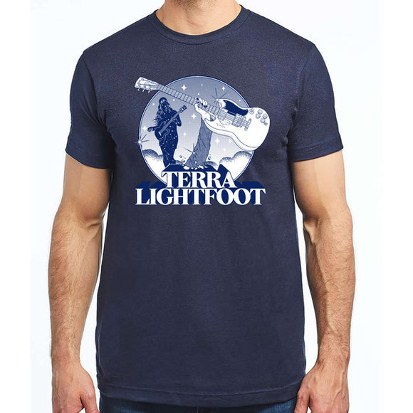 Terra Lightfoot - Guitarm T-Shirt