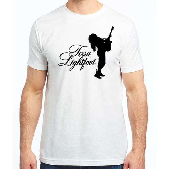 Terra Lightfoot - Guitar Silhouette T-Shirt