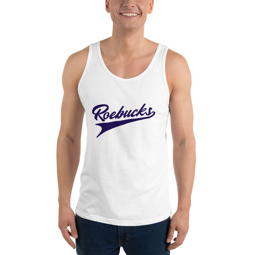 Roebucks CC - Big Hitters V1 - Unisex Tank Top