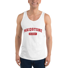 Load image into Gallery viewer, Maidstone Rugby - All American V2 - Unisex Tank Top