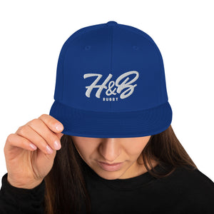 H&B Rugby Snapback Hat
