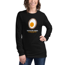 Load image into Gallery viewer, Scotch Egg-Chaser Long Sleeve Tee