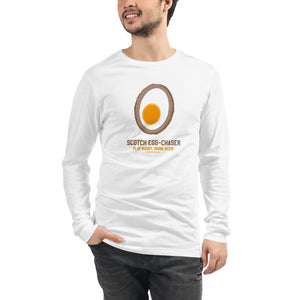 Scotch Egg-Chaser Long Sleeve Tee