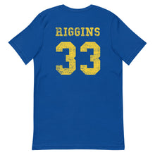 Load image into Gallery viewer, Dillon Panthers Riggins 33 T-Shirt