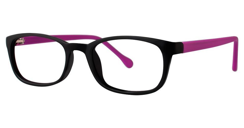 Yippee Frame (Black/Hot Pink-49)