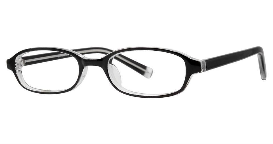 Windy Frame (Black/Crystal-43)
