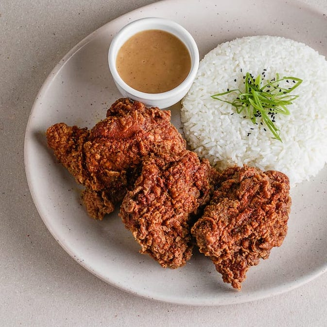 Umami Fried Chicken Cook-at-Home Kit