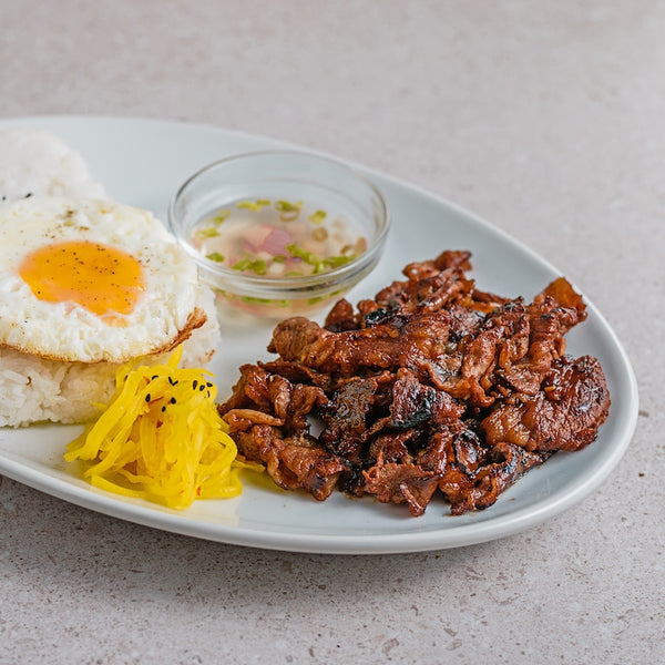 House US Beef Tapa & Egg