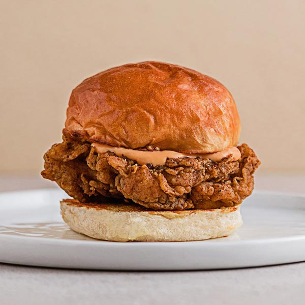 BBX Basic Fried Chicken Sandwich