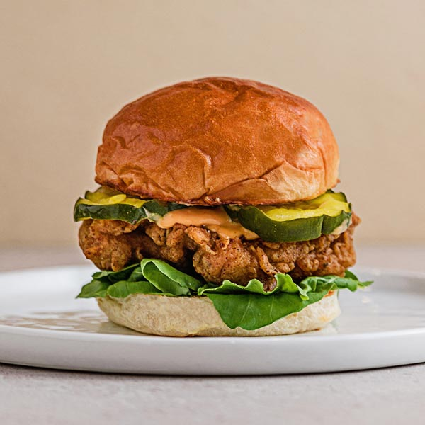 BBX Signature Fried Chicken Sandwich