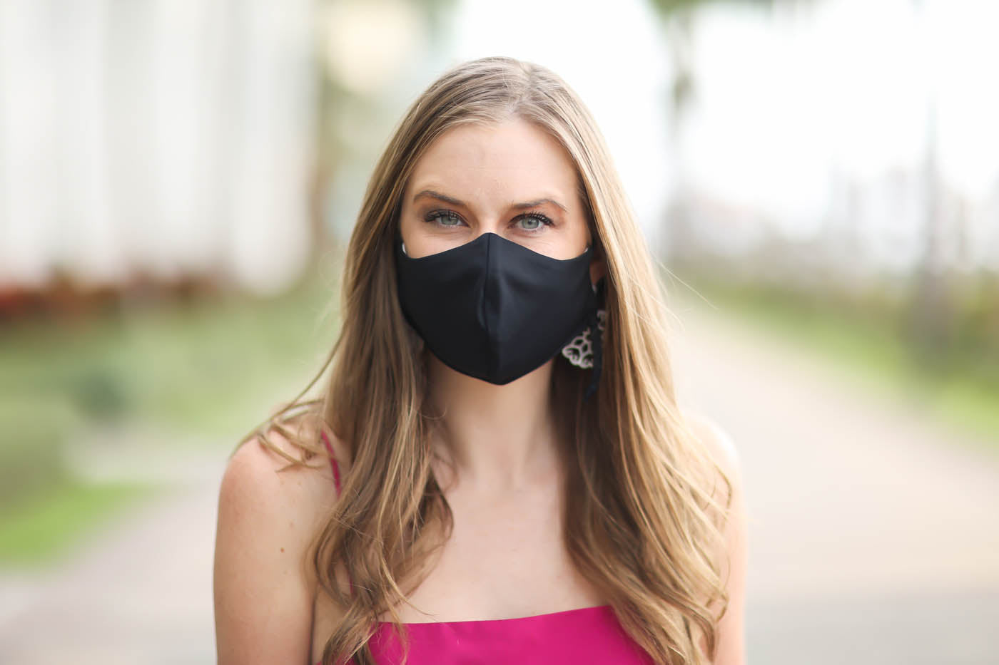 Unlike other face masks, Meryl is certified to protect you