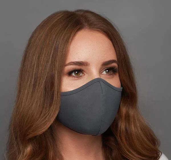 Absurdly Comfortable Protection  Meryl Face Mask