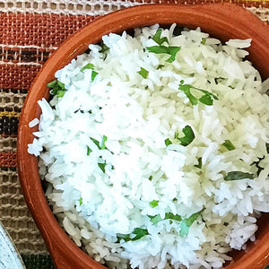 Coriander and Lime Rice