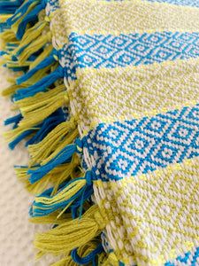 "Cotton Blankets  Pattered ""Fay Phahm"""