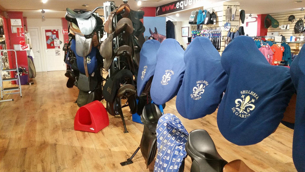 The Equestrian Store - Range of Horse Riding Saddles