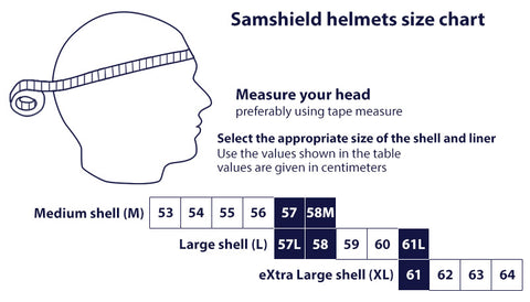 how to measure your head for a riding hat