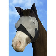 KM Elite Standard Fly Mask with Ears
