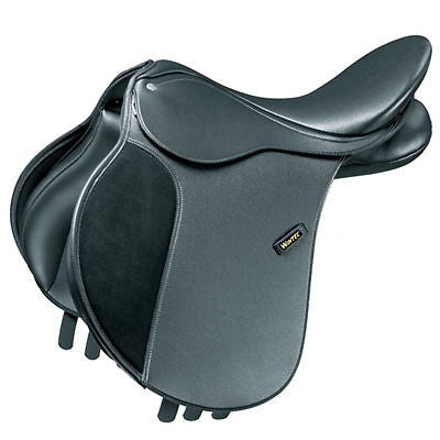Wintec 500 All Purpose Black Saddle - Equeto