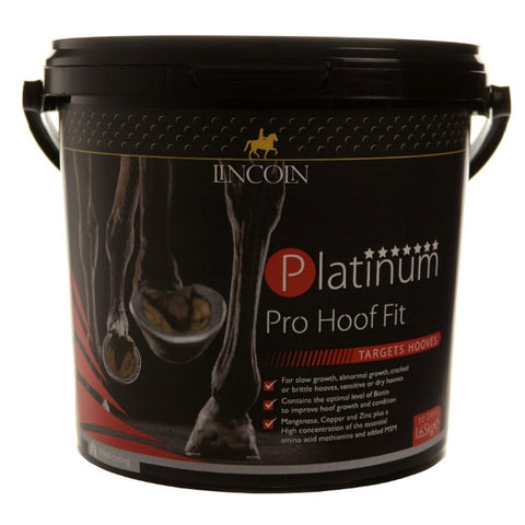 Lincoln Platinum Pro Hoof Fit 1.65kg - Equeto