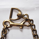 EQS Lead Chain Brass - Equeto  - 2
