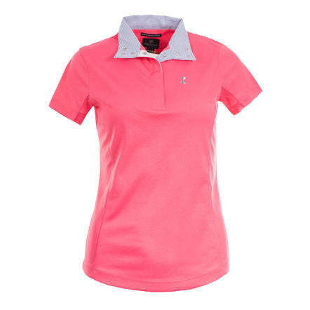 Horze Blaire Womens short sleeved functional show