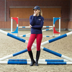 Horze Nordic Performance Womens Silicone Breeches