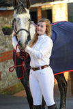 Dublin Supa Embrace Performance Full Seat Breeceh - Equeto  - 1