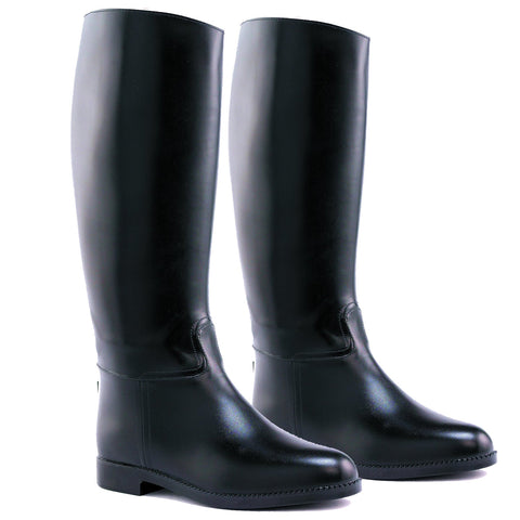 Shires Childs Long Rubber Riding Boot - Equeto