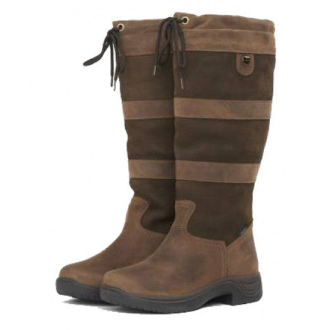 Dublin River Boot - Chocolate - Equeto