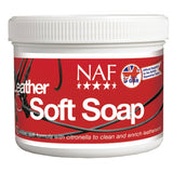 Naf Leather Soft Soap 450g - Equeto