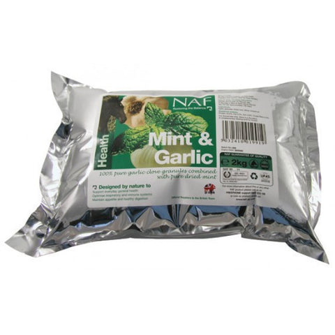 Naf Mint and Garlic Refill - Equeto