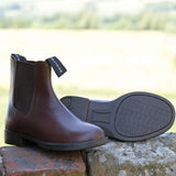 Bridleway Leather Jodhpur Boot - Equeto  - 2