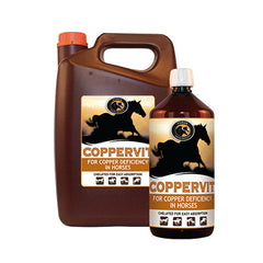 Foran Equine Coppervit Organic Syrup