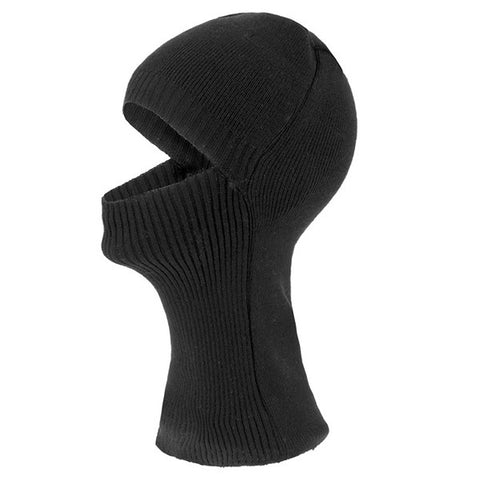 Horze Ribbed Knit Cozy Face Protector - Equeto