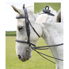 Shires Elastic Training Reins