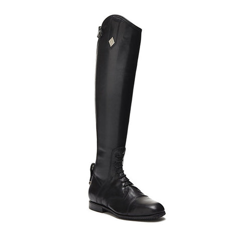 F.lli Fabbri Unisex Pro Leather Riding Boots - Equeto  - 1