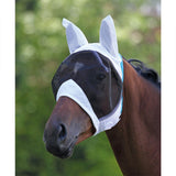 Shires Fine Mesh Fly Mask With Ears - Equeto