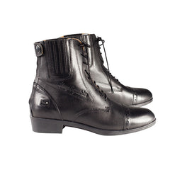 Horze Unisex Hamptons Leather Jodhpur Boot