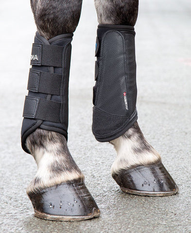 Shires Arma Neoprene Brushing Boots - Equeto