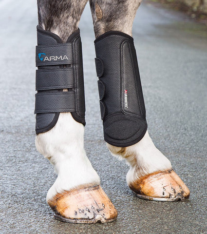 Shires Arma Cross Country Boots - HIND - Equeto