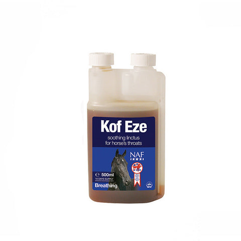 NAF Kof-Eze Liquid - 500ml - Equeto
