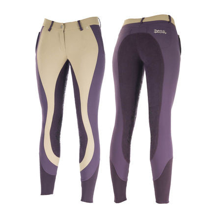 Horze Kiana Womens Knee Patch Breeches