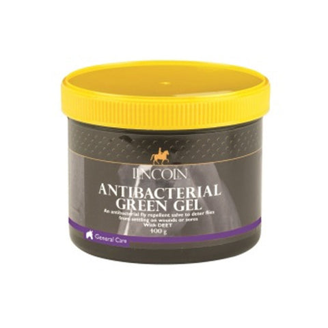 Lincoln Antibacterial Green Gel - Equeto