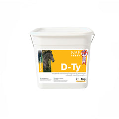 NAF D-Ty Performance Supplement